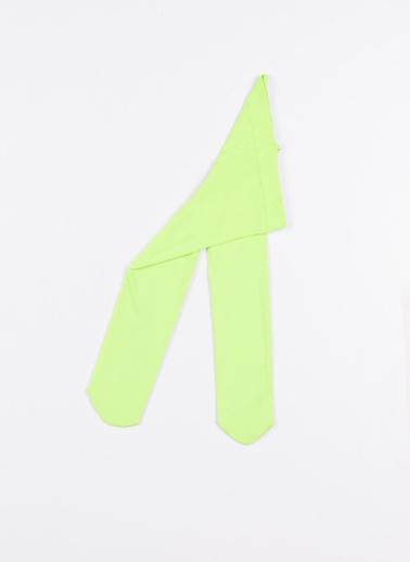 Katia & Bony 40 Denye Bebek Külotlu Çorap  Yeşil